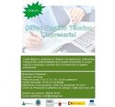 La Concejalía de Desarrollo Local pone en marcha el curso 'Gestión Técnico Empresarial'