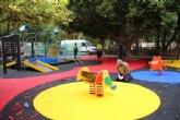 El Ayuntamiento comienza la primera fase del nuevo parque de La Cubana