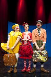 Pupaclown presenta el espectáculo PUPAVENTURAS el domingo 25 de octubre en el Teatro Villa de Molina
