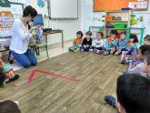 Prosiguen las sesiones del proyecto educativo de igualdad de género en los centros escolares