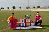El torneo rk10 llega a Mazarrón en busca de los mejores jugadores de fútbol 7