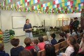 Fomentan hábitos alimenticios saludables entre los escolares de Puerto Lumbreras