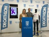 El deporte se vuelca con el 25N, Dia Internacional contra la Violencia de Género, en San Javier