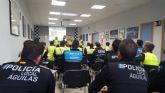 Más de 35 agentes de la Policía Local de diferentes municipios del Guadalentín finalizan el curso sobre delitos contra la seguridad vial y detección de drogas, estupefacientes y sustancias psicotrópicas en los conductores
