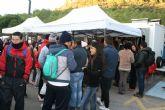 Mañana finaliza el plazo para solicitar la instalación de la venta de puestos de venta ambulante para la romería de Santa Eulalia del 8 de diciembre