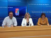 El Ayuntamiento de Molina de Segura y la Asociación Murciana de Rehabilitación Psicosocial firman un convenio para desarrollar actividades de inserción sociolaboral