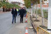 La remodelación del paseo que une Ceutí y Alguazas mejorará la seguridad de los peatones