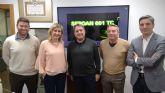 El Ayuntamiento de Molina de Segura sigue fomentando la actividad empresarial con visitas a empresas del municipio
