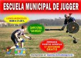 La Concejalía de Deporte y Salud y la Federación de Jugger de la Región de Murcia ponen en marcha la Escuela Municipal Juvenil de Jugger