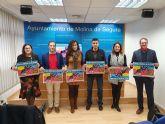 Molina pone en marcha la Escuela Municipal de Atletismo en el Polideportivo El Romeral