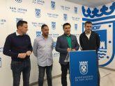 El Beach Soccer Mar Menor Cup vuelve a Santiago de Ribera los días 6, 7 y 8 de diciembre