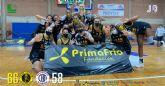 Quinta victoria de la temporada del UCAM Primafrio Jairis ante Pacisa Alcobendas