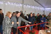 Inaugurado el Belén Municipal que este año está instalado en los patios del Miguel Medina y cuenta con importantes novedades