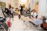 Un total de 250 cartageneros pudieron donar en el Maraton de Sangre