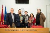El colectivo ArtNostrum subastara las obras de la muestra Heryca, los viajes de Sirus por una causa solidaria