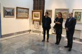 Una exposición recorre la pintura murciana de los dos últimos siglos en el Museo Barón de Benifayó