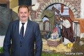 El alcalde felicita la Navidad y el Año Nuevo a los vecinos de Totana