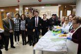 El Centro de Mayores del IMAS 'Diego Cubillana' de Alcantarilla vive momentos especiales en estas fechas