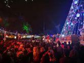 El Gran Árbol de Navidad acoge 250 talleres y más de 60 actuaciones estas fiestas