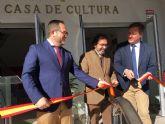La Comunidad aporta 160.000 euros a la reforma de la Casa de la Cultura de Fuente Álamo, que reabre hoy tras las obras