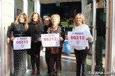 La Administración de Lotería 'Doña Petra' vende parte de un quinto premio de la Lotería de Navidad