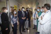 La ampliación del horario de la Unidad de Hemodinámica de Cartagena evita 23 desplazamientos de pacientes en un mes