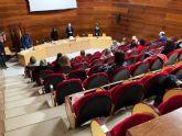 El Moneo acoge la toma de posesión de 205 funcionarios municipales como Administrativos de Administración General