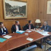 Los Alcázares recibe 1.300.000 euros del Ministerio para la Transición Ecológica, destinados a actuaciones y obras que reduzcan el riesgo de inundación en el municipio