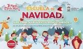 El Ayuntamiento y Terra Natura Murcia abren la Escuela de Navidad para ayudar a conciliar la vida laboral y familiar durante las vacaciones