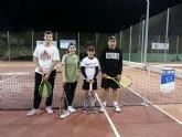 El club de Tenis Kuore vence al Club Murciano El Limonar