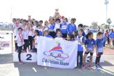 Doblete del Club Atletismo Alhama en la