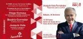 El Partido Socialista Obrero Español de la Región de Murcia presenta a su candidato a la Alcaldía de Las Torres de Cotillas,