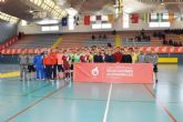 Mazarrón alberga la fase previa del Campeonato de España de Fútbol Sala sub 19 y sub 16