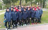 Murcia comienza su participación en Nacional Sub-19 y Sub-16