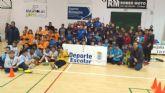 Se pone fin a la Fase Local de Multideporte y Fútbol Sala de Deporte Escolar, con la entrega de trofeos