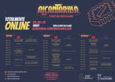 Alcantarilla programa un encuentro digital sobre cómic, ilustración y videojuegos el próximo fin de semana