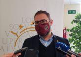 El alcalde de Lorca pone a disposición del Ayuntamiento de Granada todos los recursos municipales disponibles tras el terremoto ocurrido esta mañana en la ciudad andaluza