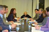 Ayuntamiento y Consejería estudian la construcción de colectores que eviten inundaciones por lluvia en la zona del IES Mar Menor