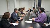 La Comunidad y el Ayuntamiento de San Javier proyectan dos nuevos colectores en el municipio