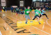 El Pabellón de Deportes acoge mañana la Final Regional de 'Jugando al atletismo' de Deporte Escolar