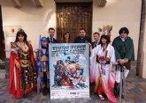 El salón del manga y la cultura alternativa de la Región ´Winter Freak´ se celebra este fin de semana en Torre Pacheco