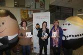 La concejal de Comercio y Relaciones Institucionales asiste a la presentación de la campaña ´El Huevo de Etiqueta´