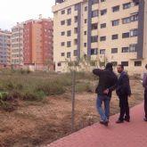 El Ayuntamiento de Murcia intensifica la limpieza y el vallado de solares municipales