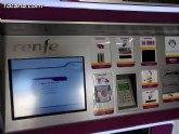 Ganar Totana IU exige a RENFE que reponga los Servicios Presenciales y venta de Billetes en la Estación de Totana