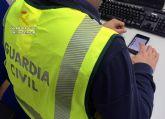 La Guardia Civil esclarece la difusión de imágenes de una persona instantes después de fallecer