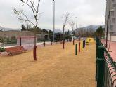 Los Dolores estrena zona de esparcimiento canino de más de 350 metros cuadrados
