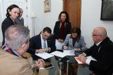 Ciudadanos Cartagena, principio de acuerdo para la rebaja del agua en Cartagena +nota +imagen