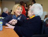 La Comunidad financia con 141.000 euros 13 plazas en la vivienda colectiva Escuelas Blancas de Molina de Segura