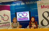 La Concejalía de Igualdad de Molina de Segura conmemora el 8 de Marzo con actividades de febrero a junio de 2018