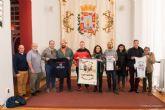 Medalla conmemorativa para celebrar los 25 años de la Media Marathon de Cartagena
